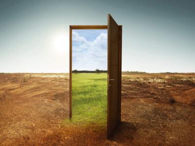 redundancy door